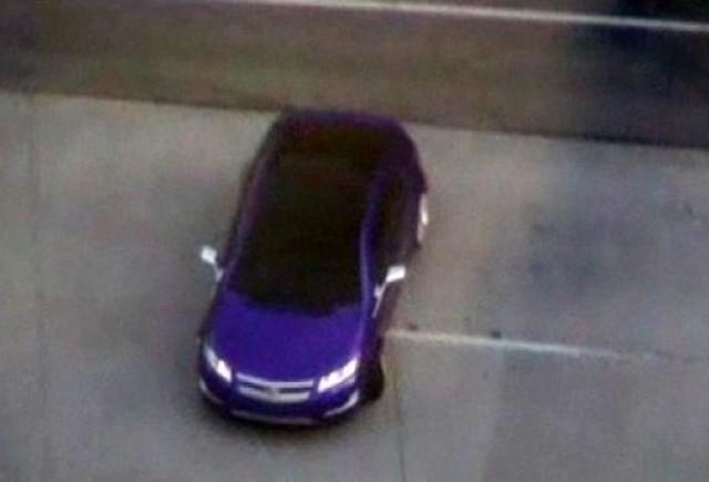 Chevrolet Volt - Primul exemplar!