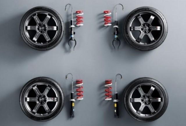 NISMO - Echipamentul R35 Nissan  GT-R