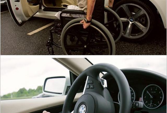 BMW da o mana de ajutor veteranilor raniti!