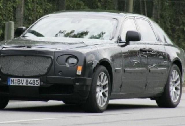 Rolls Royce RR4 - Un veritabil striptease