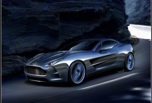 Aston Martin One-77 - Surprinderea rafinamentului