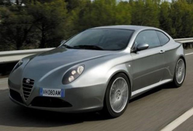 Alfa GT: Trecerea in familia 8C?