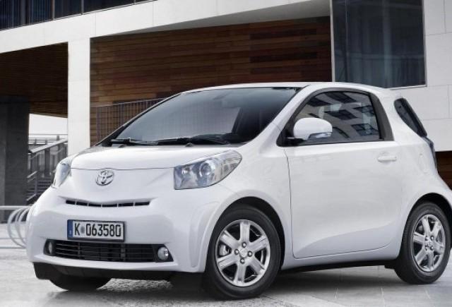 Toyota IQ - Destinat sa impresioneze iar!