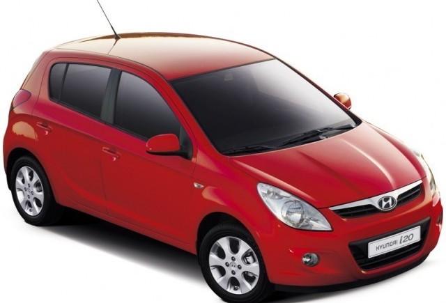 Hyundai i20 - Starul principal al echipei coreene!