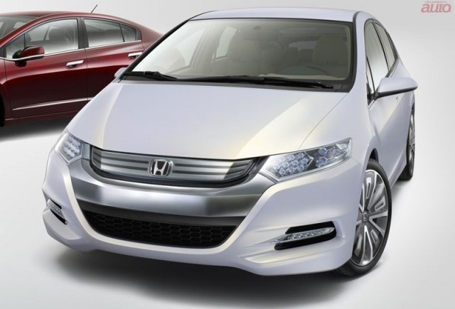 Honda Insight - O privire in viitor