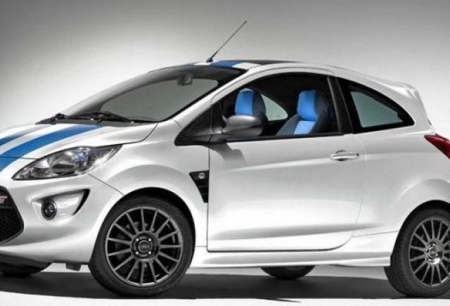 Ford Ka - O briza energizanta