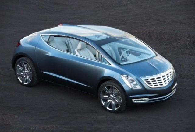 Chrysler se alatura spectacolului electric!