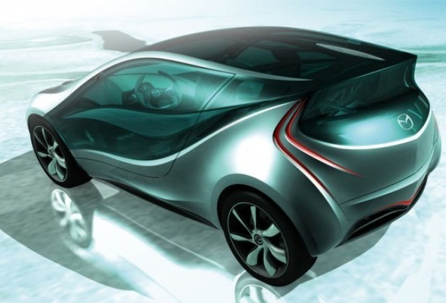 Mazda Kiyora - Puritatea pe sosele...