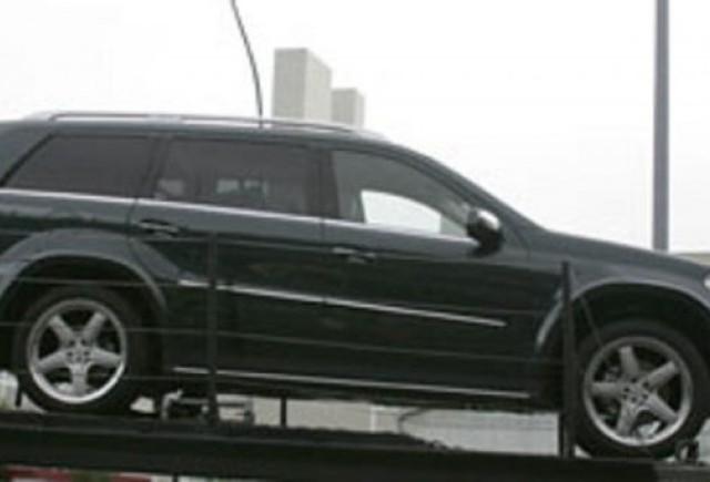 Mercedes GL - Un nou an, o noua infatisare!