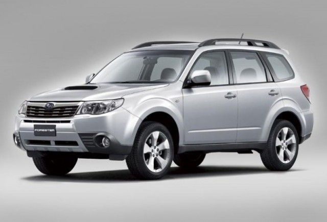 Subaru Forester 2.0D - Conformandu-se cerintelor