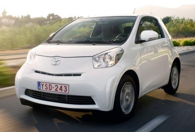 Toyota iQ - O noua portie de informatii!