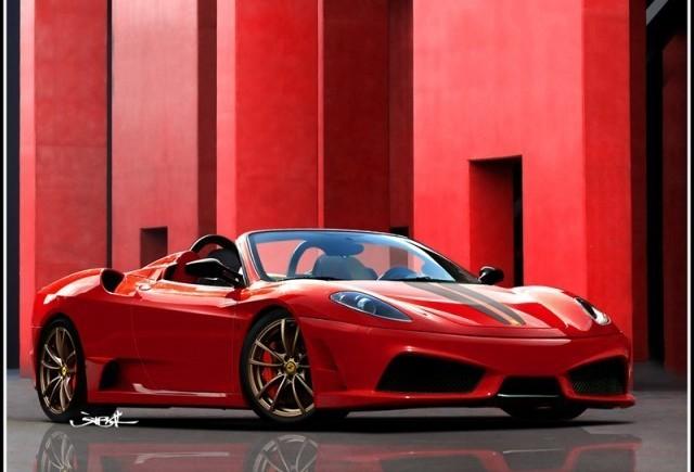 Ferrari F430 Scuderia Spider - Jon Sibal loveste din nou!