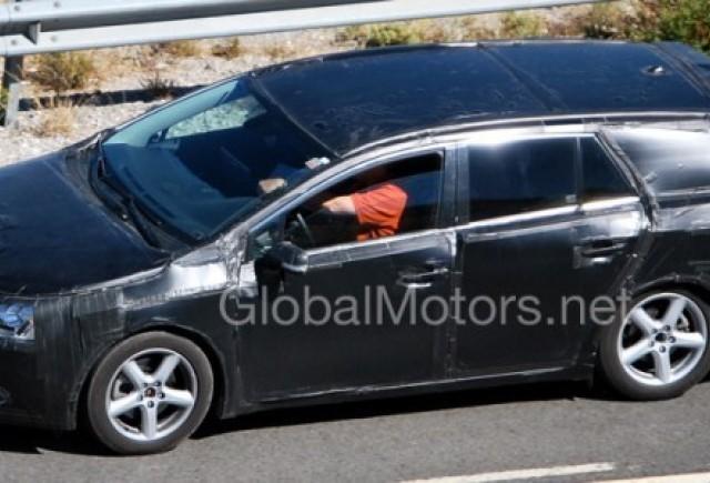 Toyota Avensis Break - O noua forma pentru Paris