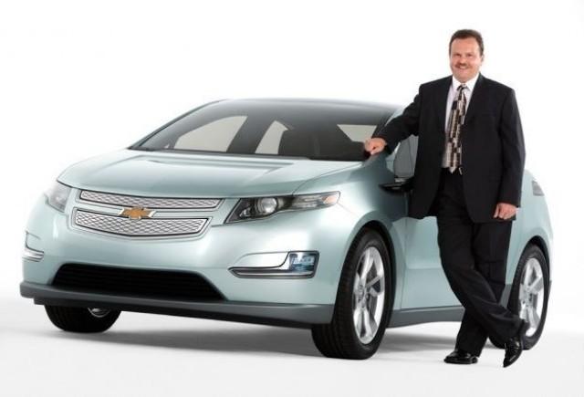 Chevrolet Volt - Dezvaluire prematura
