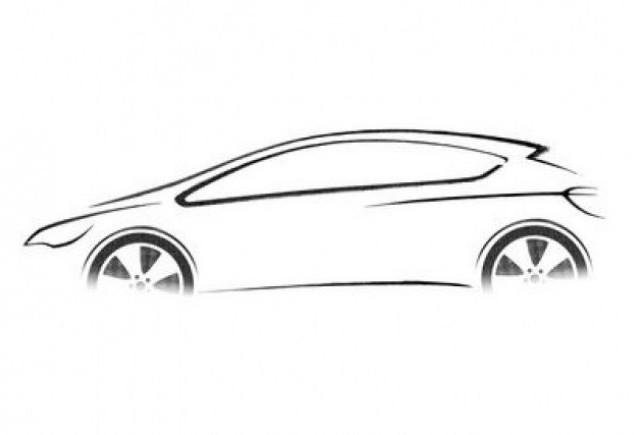 Opel Astra - O schita interesanta