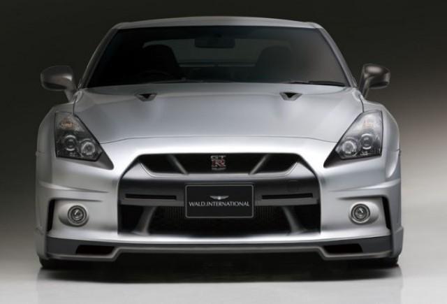 Nissan GT-R de la WALD - Mai aproape de realitate