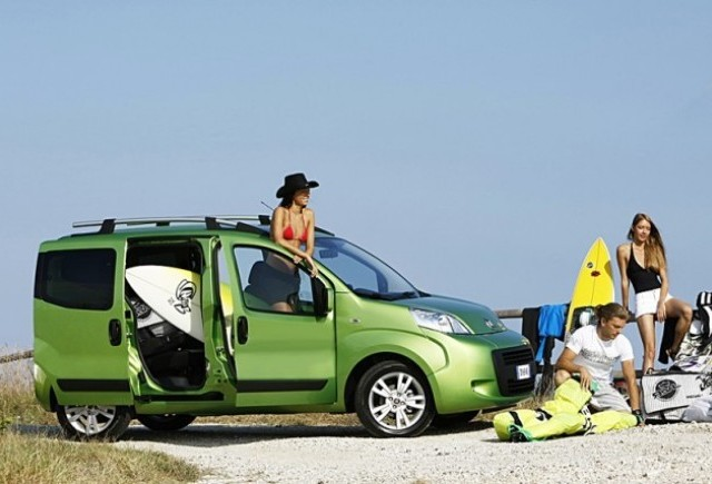 Fiat Fiorino Qubo - Pentru cei siguri pe picioare!