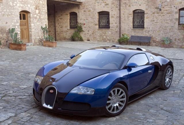 Bugatti Veyron - Fortand din nou limita!