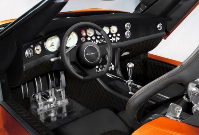 Spyker C8 - Tentatia pe roti?