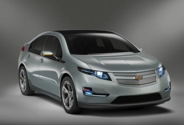 Chevrolet Volt - Un cadou aniversar pe masura!