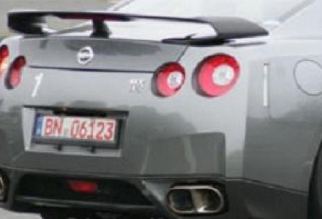 Nissan GT-R V - Combinand puternicul cu agilul