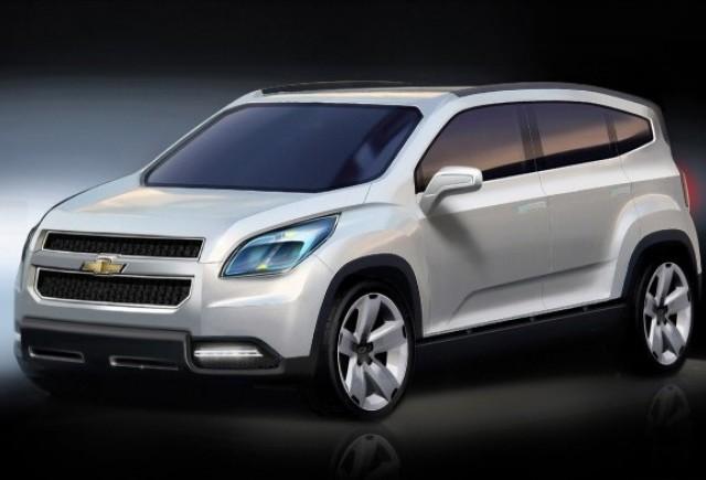 Chevrolet Orlando - Conformandu-se cererii!