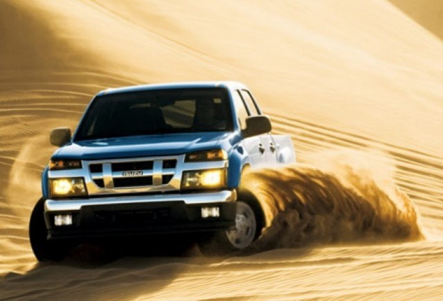 General Motors face iar echipa cu Isuzu?