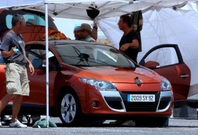 Renault Megane - Acum pe sosea