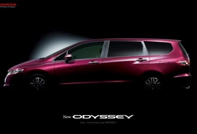 Honda JDM Odyssey - O dezvaluire prematura