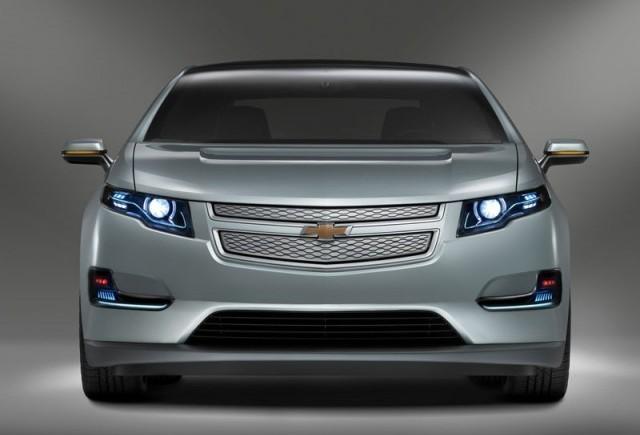 Chevrolet Volt - Surprins in actiune!