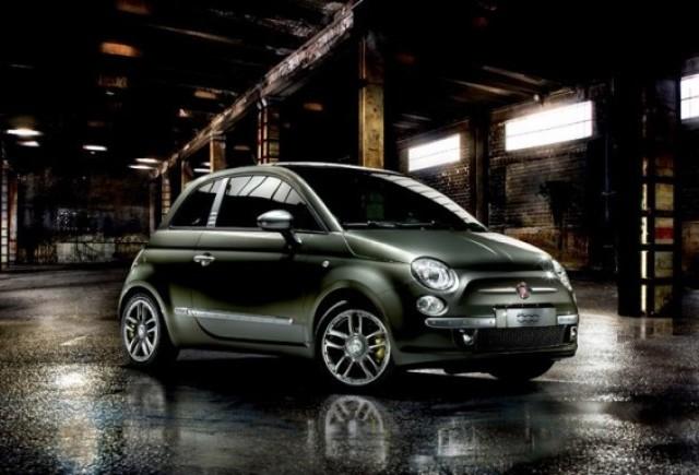 Fiat 500 DIESEL - Lucrand pe placul europenilor!