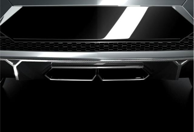 Lamborghini Urus - Cheia misterului ?