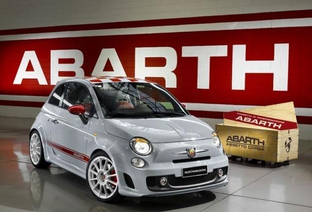 Fiat 500 Abarth Essesse - La pragul lui Mini Cooper S!