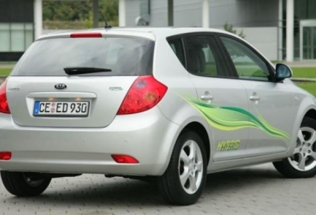 Kia Cee'd Hybrid - Hibrid cu stil