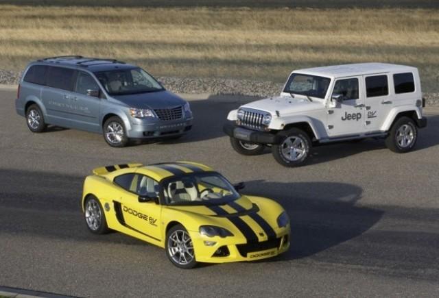 Noua linie Chevrolet - Noi surprize