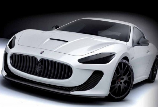 Maserati GranTurismo MC Corse - Un concept apetisant