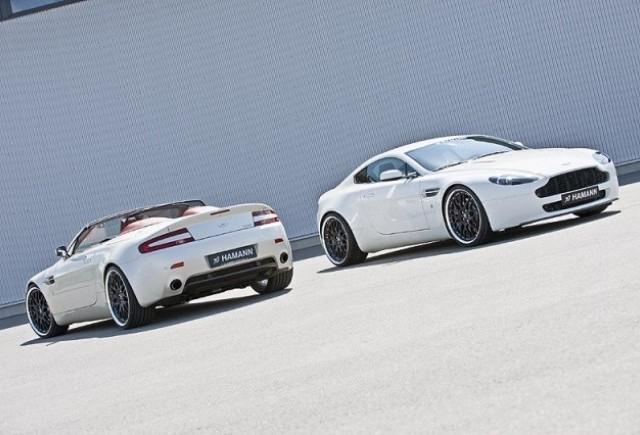 Hamann Aston Martin V8 Vantage - Tuning cu stil
