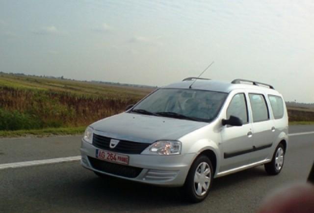 Dacia Logan MCV - Un nou inceput?