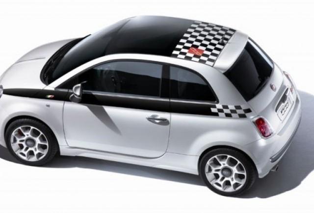 Fiat 500 F1TM - Pe pista de curse