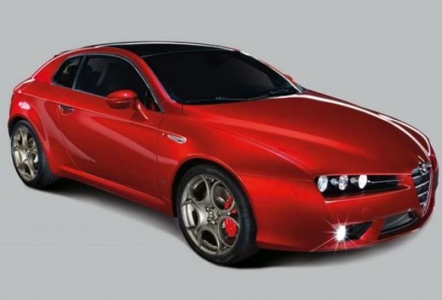 Alfa Romeo Brera TI - Rafinament exclusivist