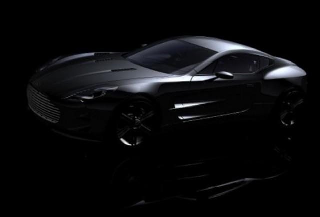 Aston Martin One-77 - Noi detalii picante