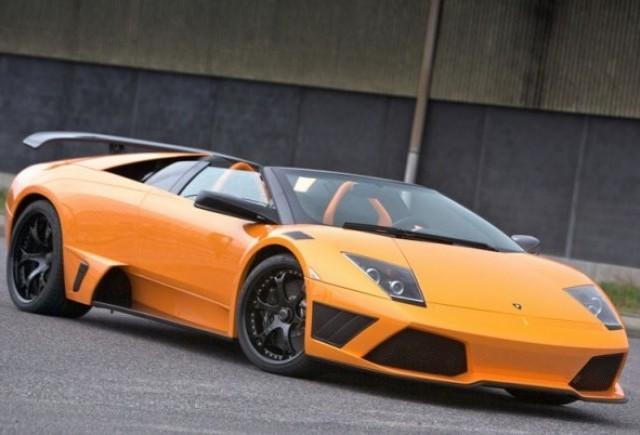 IMSA Lamborghini Murcielago - Un caz de suprazel!