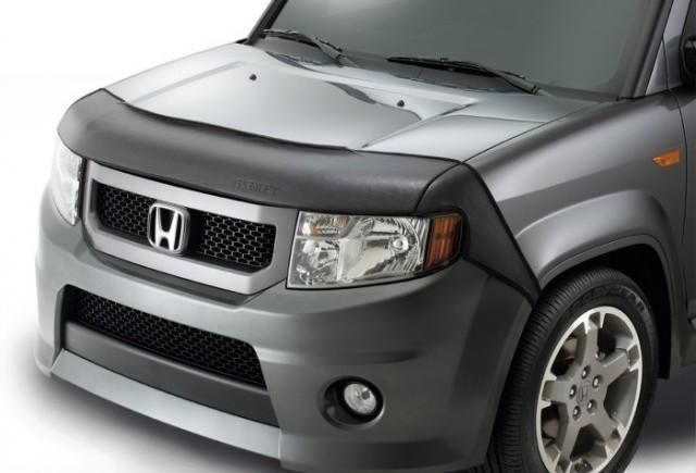 Honda Element - Noi imagini ies la suprafata!