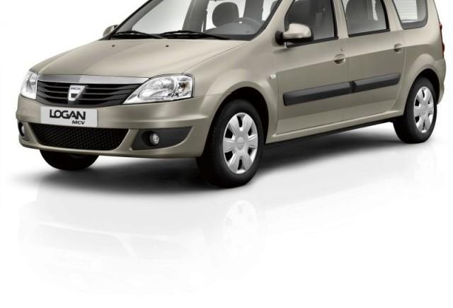 Dacia a prezentat la Paris versiunea restilizata a break-ului Logan MCV