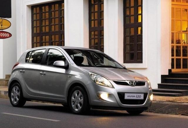 Hyundai i20 - Ispititorul coreean