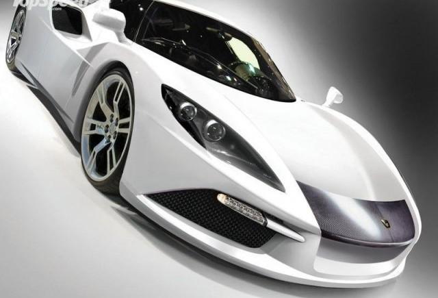 Arash AF10 - un nou nume pe piata super-masinilor