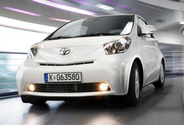 Toyota IQ Pentru SUA - Ca o mladita!