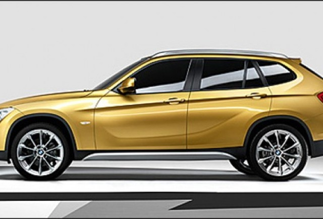 BMW X1 mezinul care va intregi familia SUV bavareza