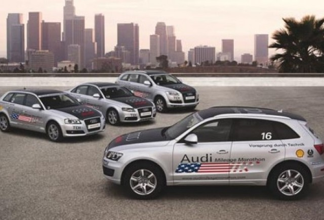 5,11 L/100 km consum la Audi A3