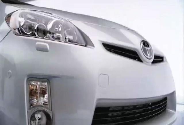 Toyota Prius 2010 - Confirmarea oficiala...